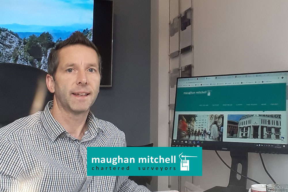 Chris Sullivan joins chartered surveyors Maughan Mitchell