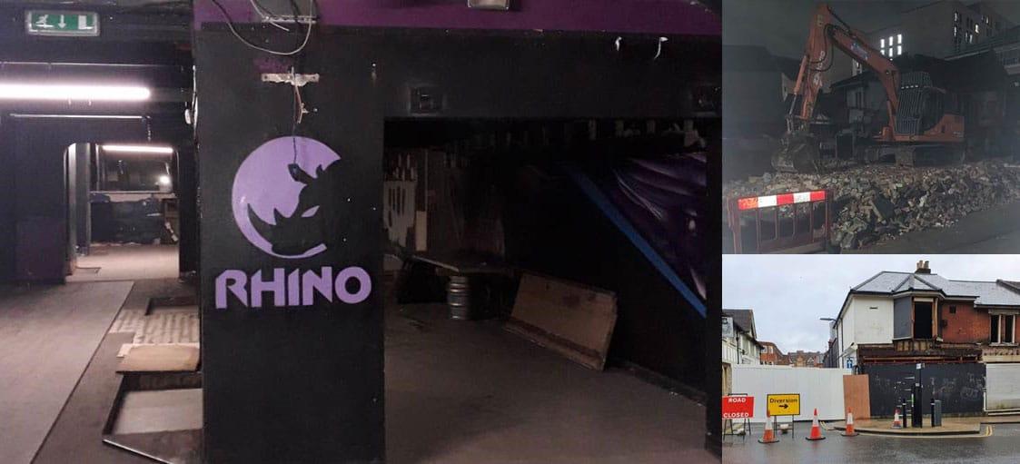 Rhino Nightclub in Southampton