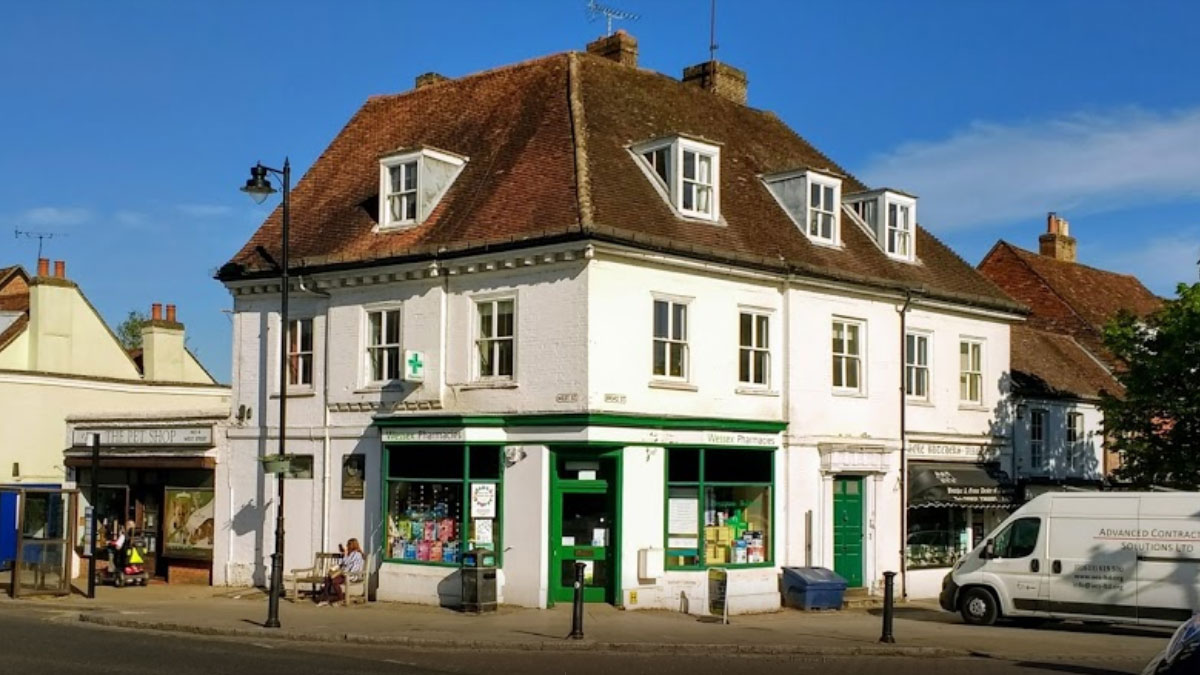 Wessex Pharmacies Alresford Hampshire