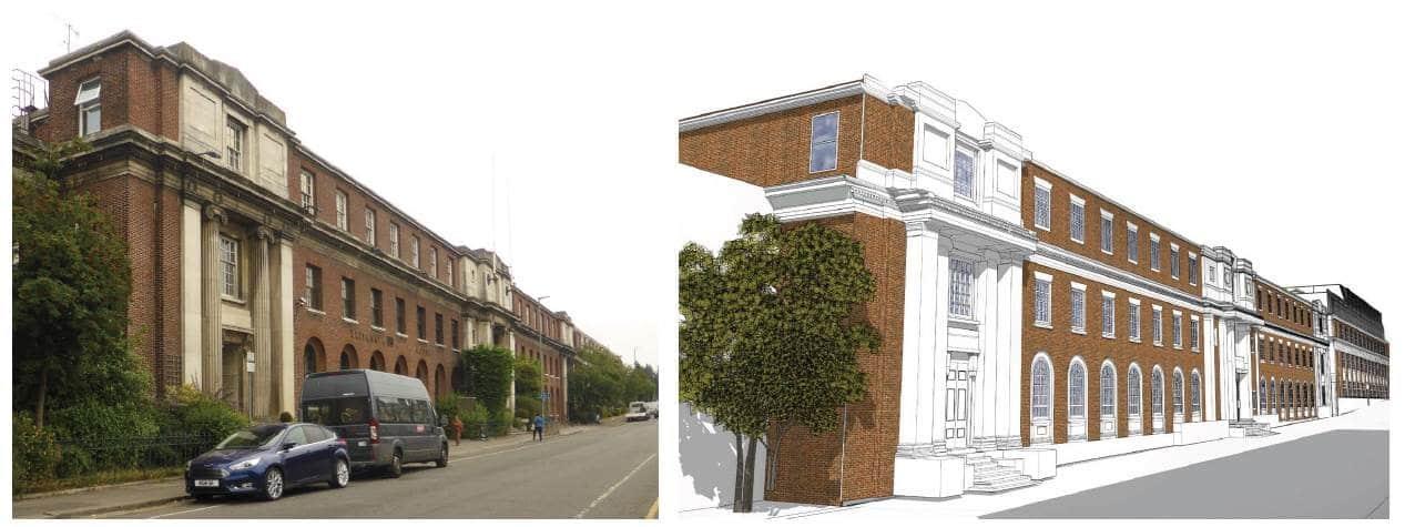 Britannia House, Luton - Business Rates Advice – Site under Redevelopment